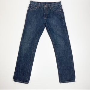 Active Skateboard Size 30 Men's Relaxed Slim Jeans